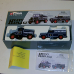16601 Heavy Haulage Scammell Highwayman & Land Rover Pickfords boxed 1:50 1:43 @sold@